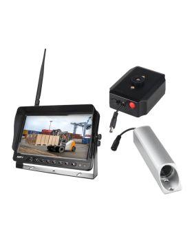 Wireless Fork Mounted Camera